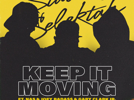 Keep It Moving: Something For You Earholes!