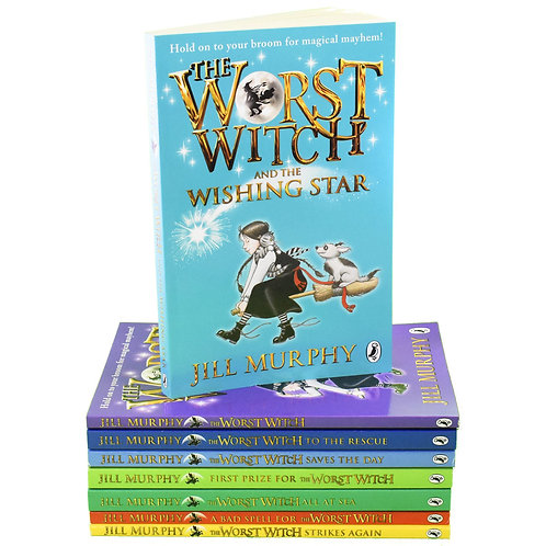 The Worst Witch Complete Complete Adventures