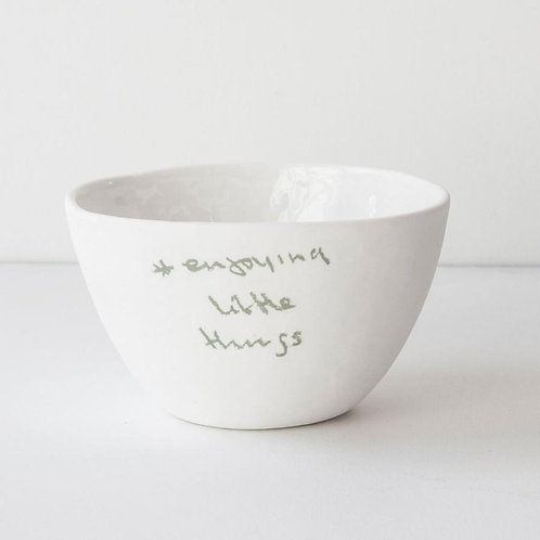 Little Things bowl