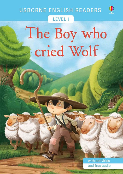 The Boy Who Cried Wolf, Level 1
