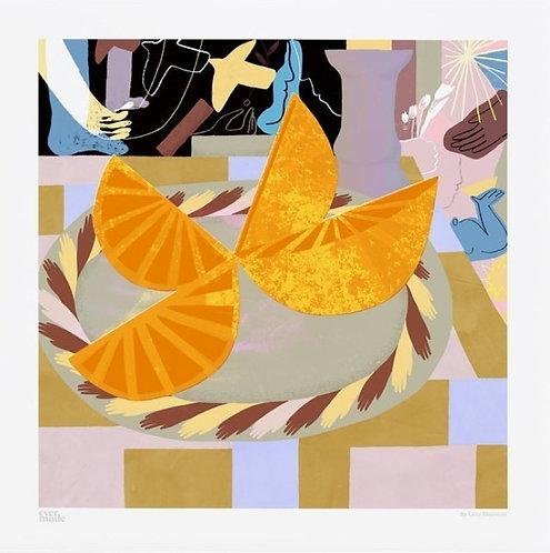 Sharing Platter, Lucy Sherston