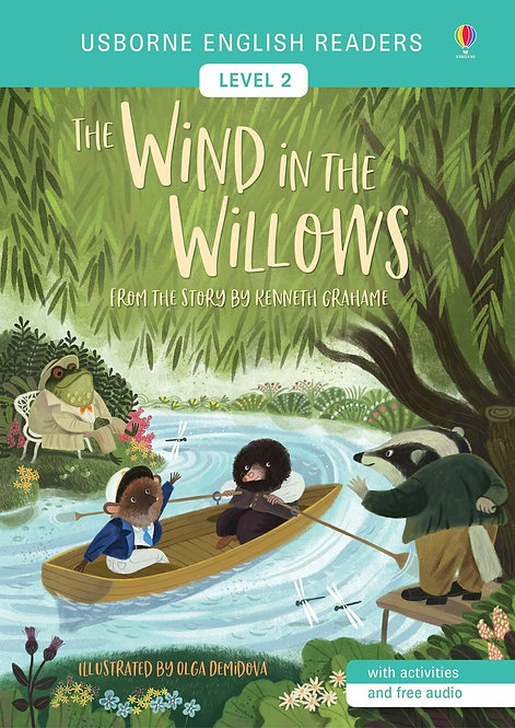 The Wind in the Willows, Level 2