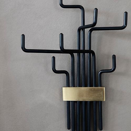 Black Pipe Hooks