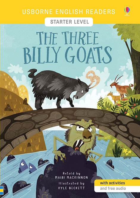 The Three Billy Goats, Starter Level