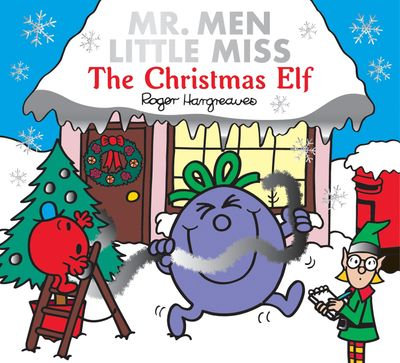 Mr. Men Little Miss The Christmas Elf