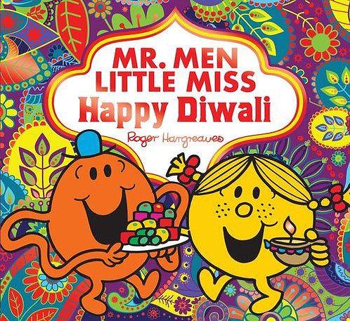 Mr. Men Little Miss Happy Diwali