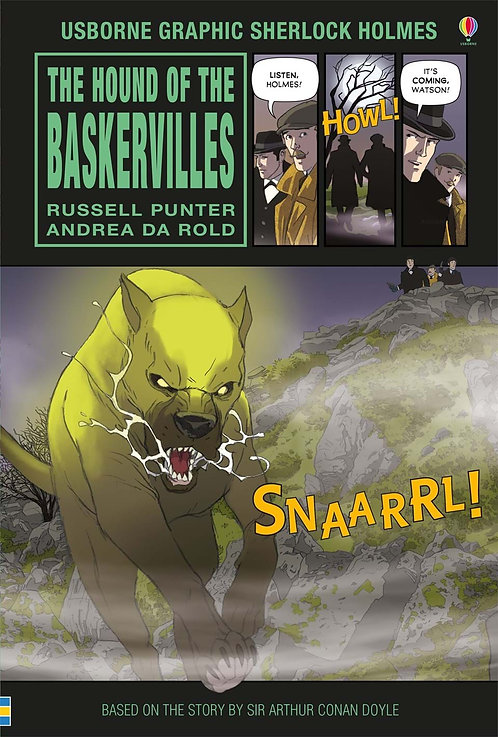 The Hound of the Baskervilles Graphic Novel