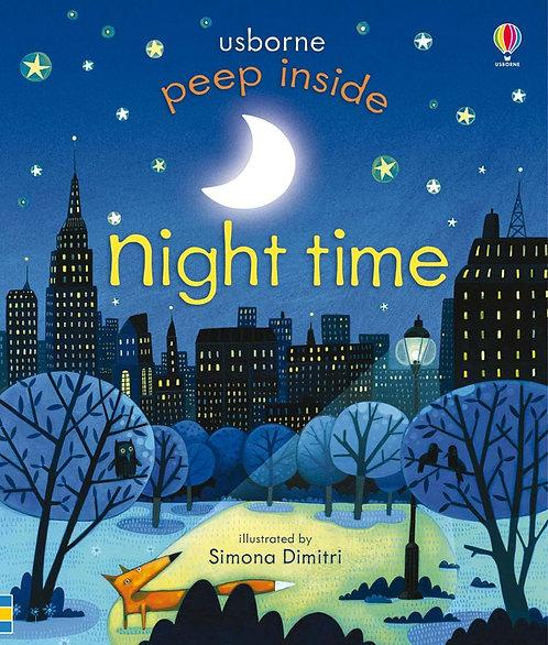 Peep Inside Night Time