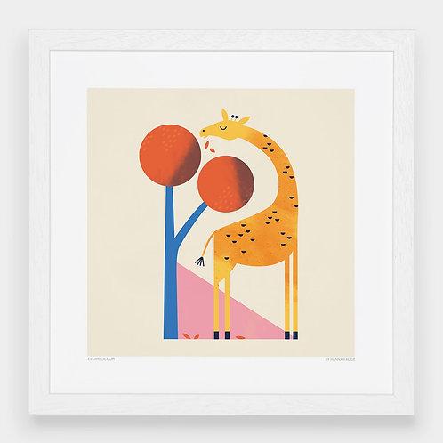 Giraffe, Hannah Alice