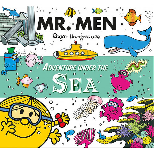 Mr. Men Adventure Under the Sea