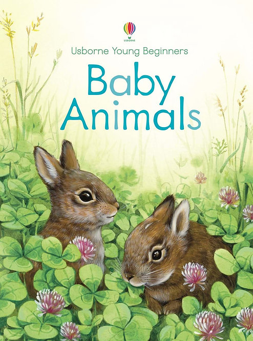 Baby Animals, Young Beginners