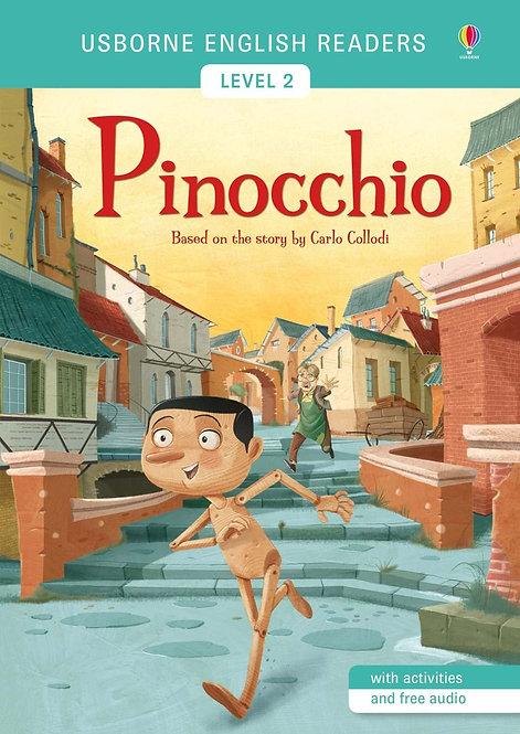 Pinocchio, Level 2