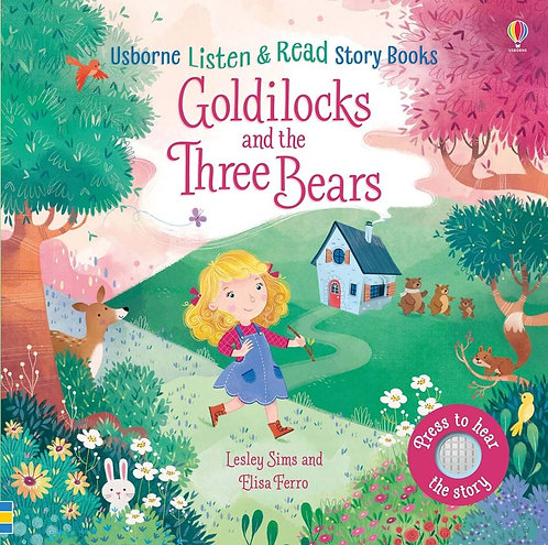 Listen & Read, Goldilocks and the Three Bears