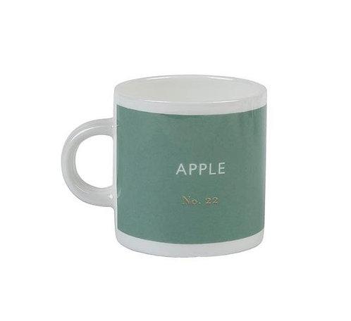 Apple Green Espresso Cups