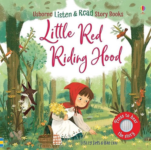 Listen & Read, Little Red Riding Hood