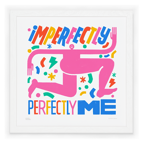 Imperfectly Perfectly Me, Kellie Laderer