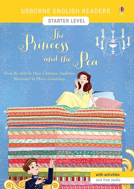The Princess and the Pea, Starter Level