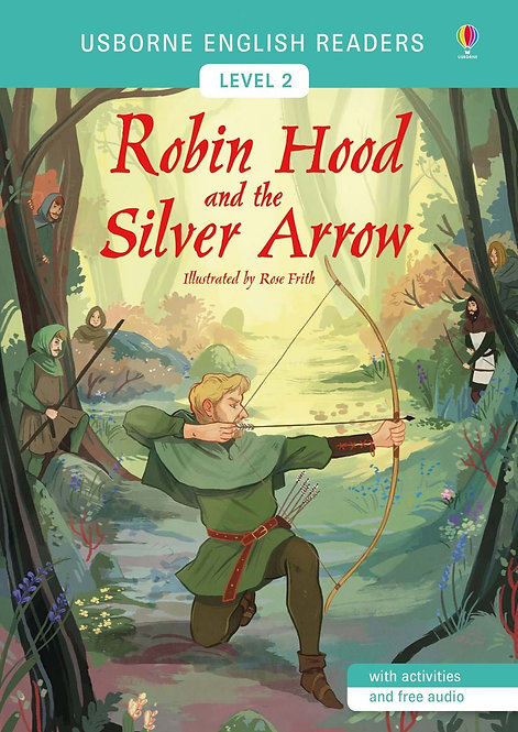 Robin Hood and the Silver Arrow, Level 2