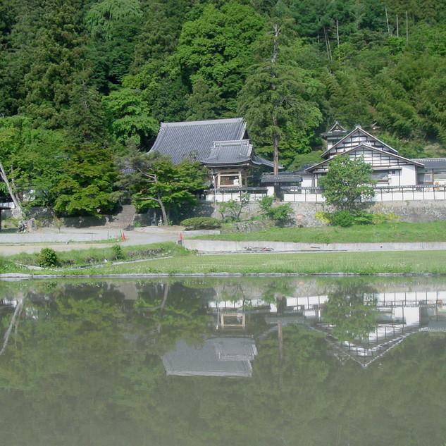 法泉寺の夏