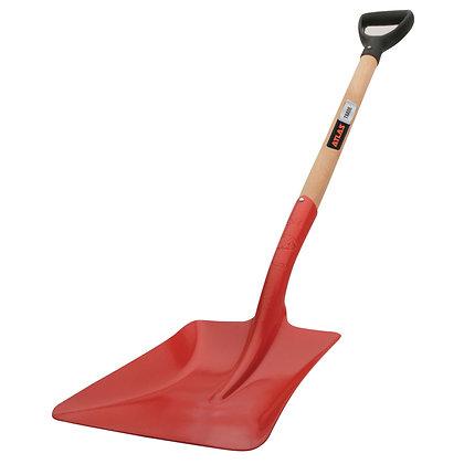 Atlas Trade No.4 Square Mouth D Handle Shovel
