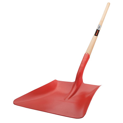 Atlas Trade No.8 Square Mouth Long Handle Shovel
