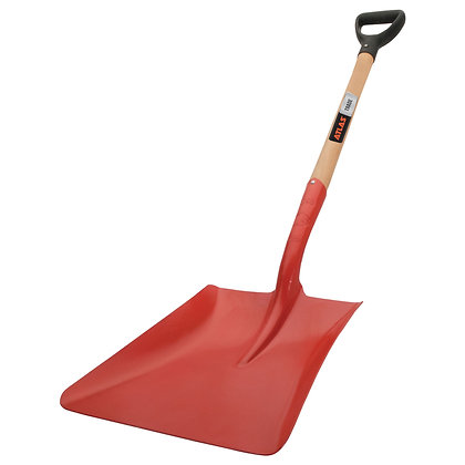 Atlas Trade No.8 Square Mouth D Handle Shovel
