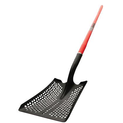 Atlas Trade Square Mouth Mud Muck Releasing Shovel