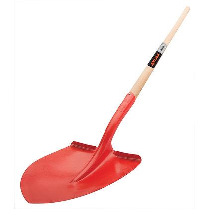Atlas Trade No.3 Round Mouth Long Handle Shovel