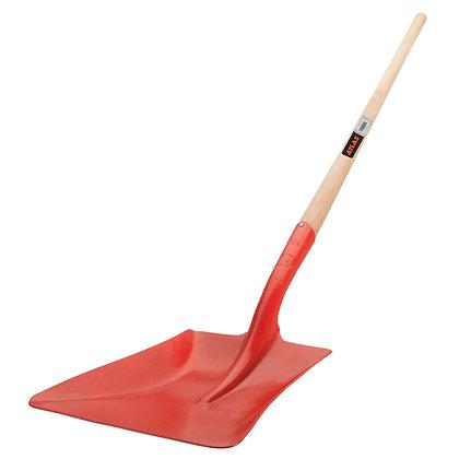 Atlas Trade No.4 Square Mouth Long Handle Shovel
