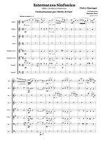 Intermezzo-Cavalleria---Partitura---Otte