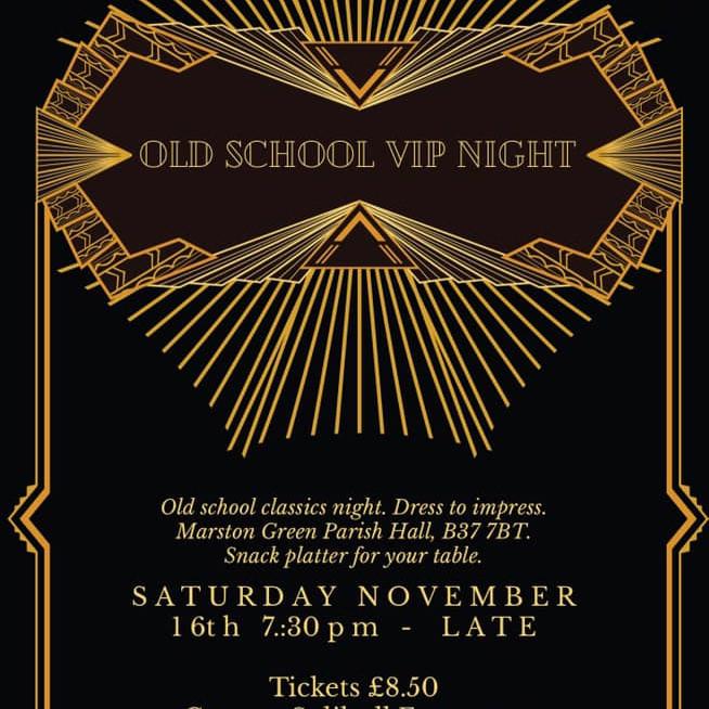 Old school VIP Night