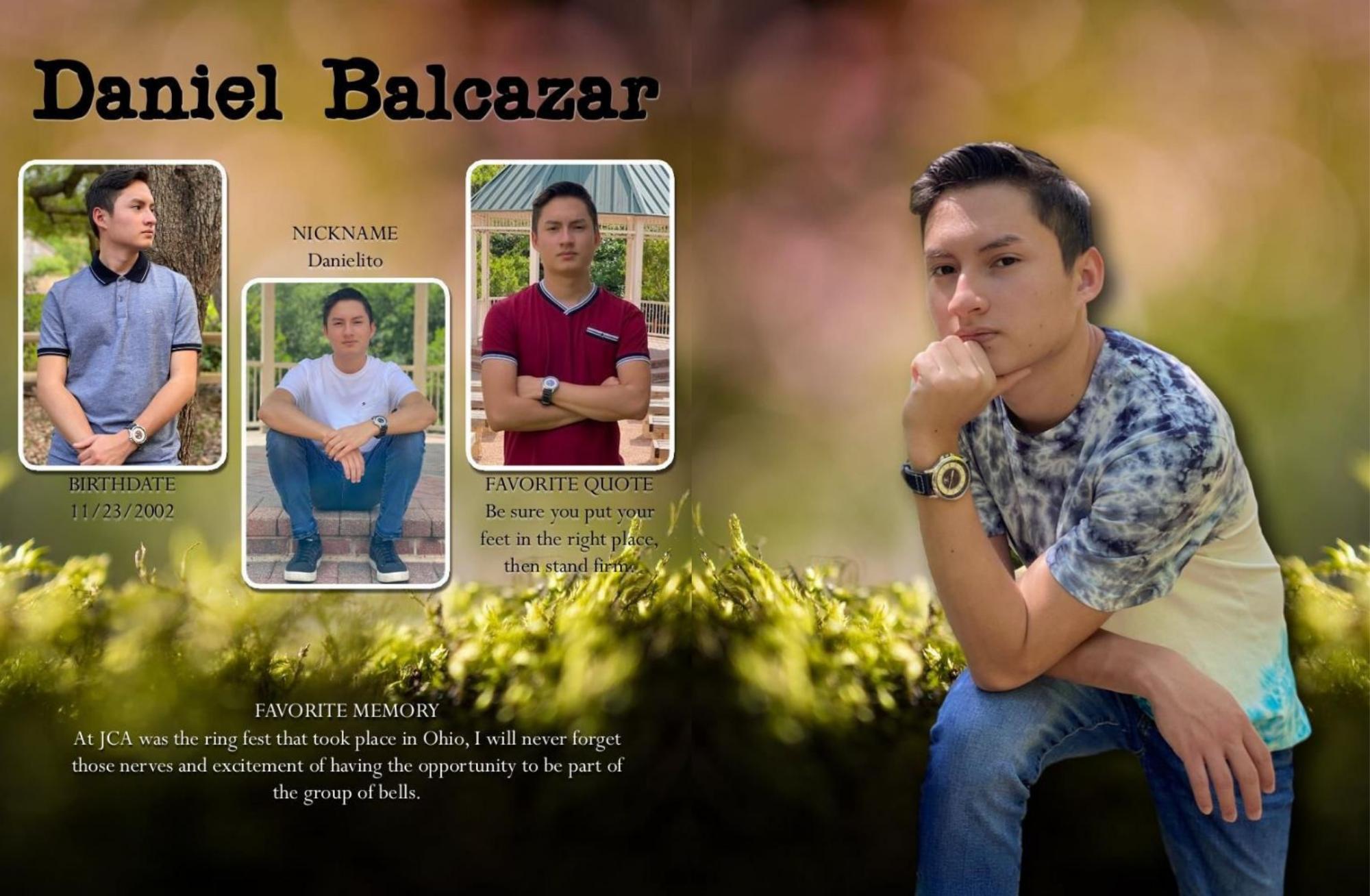Balcazar, Daniel