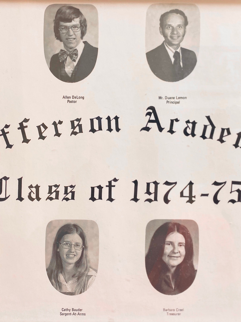 Class of 1974-75