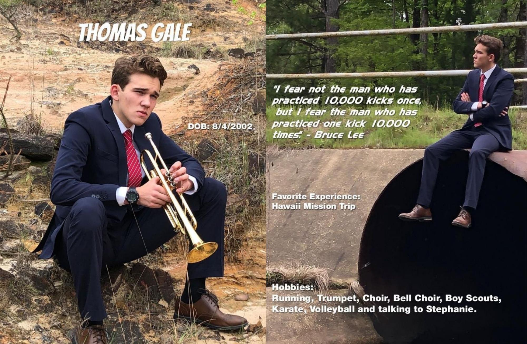 Gale, Thomas