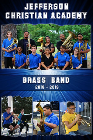 JCA Brass Band
