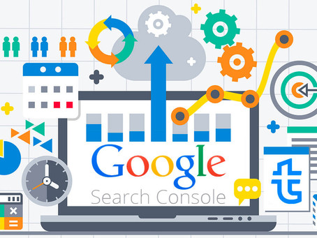 "Our new service: "" Let us Manage your Google Search Console (GSC) while you Focus on your Business"""