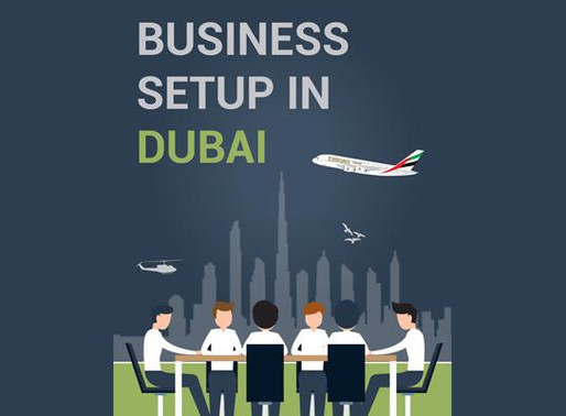 Steps to Set Up a Business in Dubai
