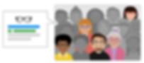 Digamos que você esteja anunciando seus produtos ou serviços com o Google AdWords, a plataforma de publicidade on-line do Google. Quando alguém realiza uma pesquisa no Google por termos relacionados à sua empresa, seu anúncio pode aparecer na parte superior ou inferior da página de resultados de pesquisa do Google com um rótulo de anúncio. O posicionamento do seu anúncio baseia-se principalmente em quão relevante e útil ele é para o que a pessoa pesquisou, seu lance e alguns outros fatores.