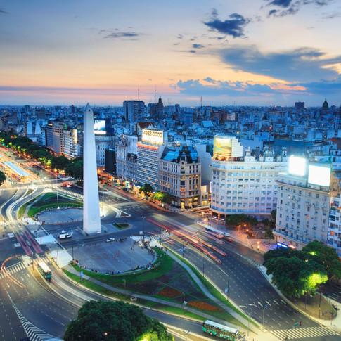 Geschäfte machen in ARGENTINIEN