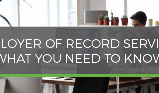PEO: How an EOR (Employee of  Record) Works ?