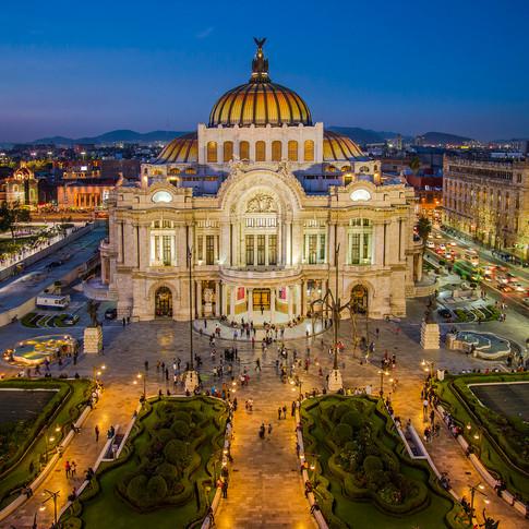 Geschäfte machen in Mexiko
