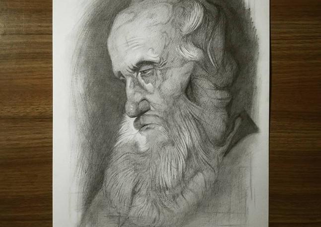 Estudio de Jan Lievens