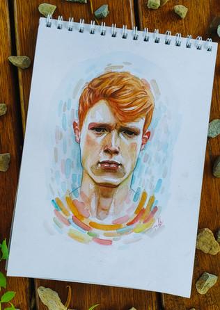"""""""Redhead"""""""