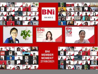 BNI Member Moment - số 18