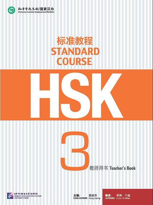 Standard Course Teacherbook HSK 3