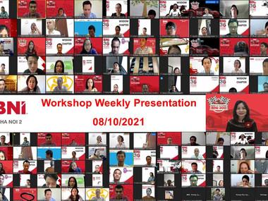 Workshop Weekly Presentation
