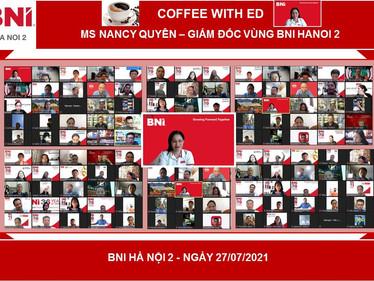 Coffee with ED