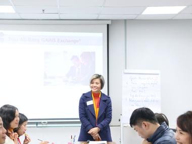 Chương trình workshop 1-2-1 Chủ động - BNI Hà Nội 2 ngày 05.01.2021