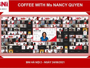 Chương trình Coffee with ED -BNI Hà Nội 2