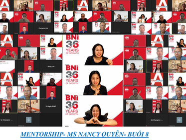 Chương trình đào tạo thứ 4 ngày 16.06.2021 - BNI Hà Nội 2